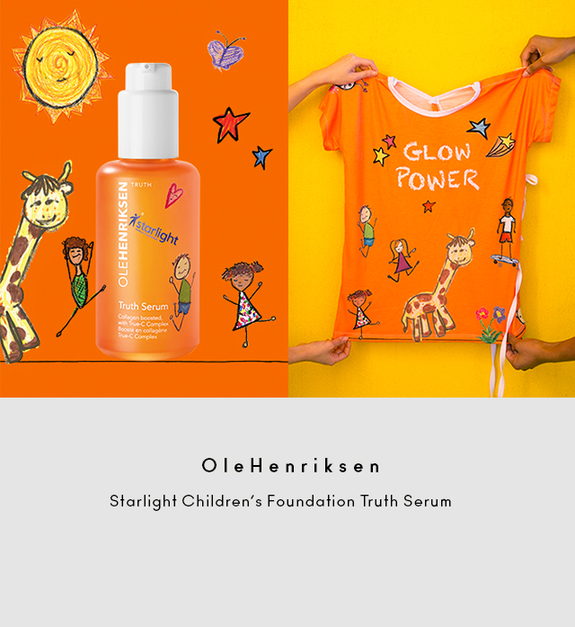 ole henriksen feature mobile product