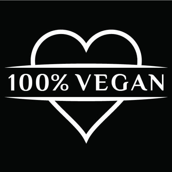 100% VEGAN & CRUELTY FREE WITHOUT SACRIFICING PERFORMANCE