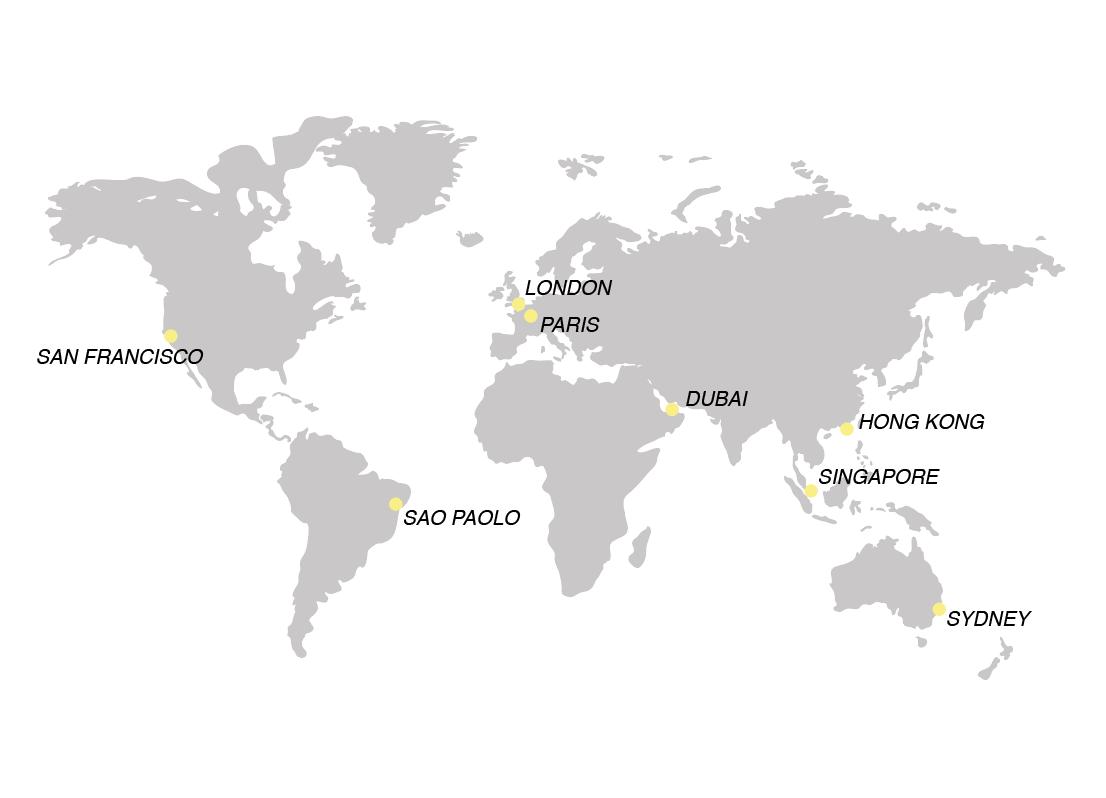 Kendo Map
